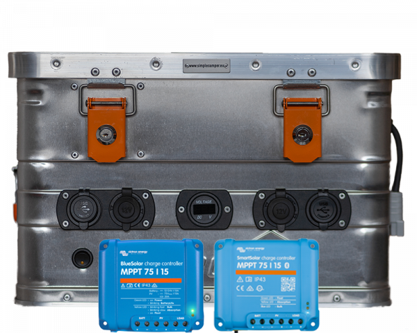 Batteriebox Alu